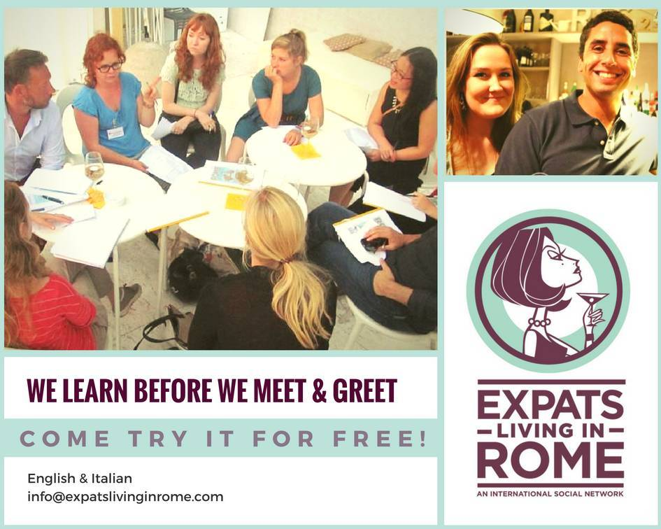 Italian lessons expats living in rome learning another language can be difficult and uninteresting so we have organized a fun way to learn and practice italian living in rome or any other m4hsunfo