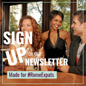 Expats in Rome community newsletter