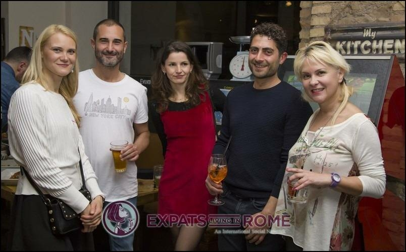 Meet us every Tuesday for aperitivo!