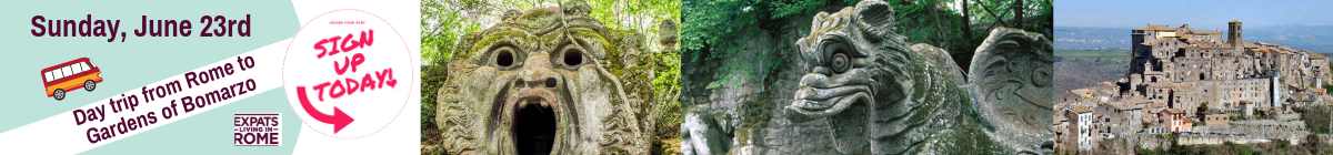 BANNER Day trip from Rome to Gardens of Bomarzo (1)