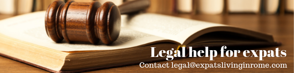 Legal help for expats