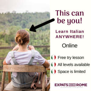 IG Italian lesson Free from anywhere ONLINE