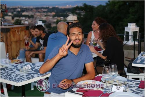 02 Expats living in Rome Sponsors The BIG Party 2 gianicolo HIll June 23 2018 American University of Rome Cribmed jordan airlines itjobs wickedcampers  (27)
