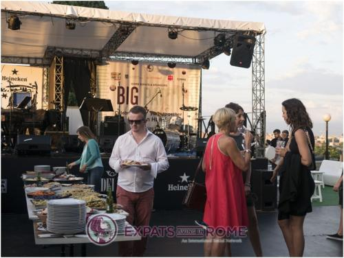 02 Expats living in Rome Sponsors The BIG Party 2 gianicolo HIll June 23 2018 American University of Rome Cribmed jordan airlines itjobs wickedcampers  (31)