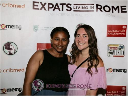 1 Expats living in Rome Sponsors The BIG Party 2 gianicolo HIll June 23 2018 American University of Rome Cribmed jordan airlines itjobs wickedcampers  (11)