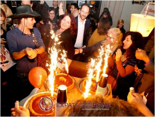Expats living in Rome   Sponsors the Big Party rome italy june 2018 events (24)